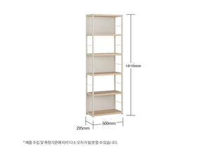 Join 600 5-level Steel Cabinet (accept pre-order)