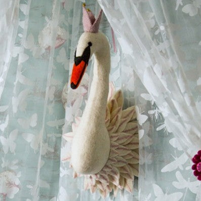 Wall Decoration - Swan Head (accept pre-order)