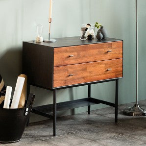 TYME 2 Drawers Cabinet (accept pre-order)