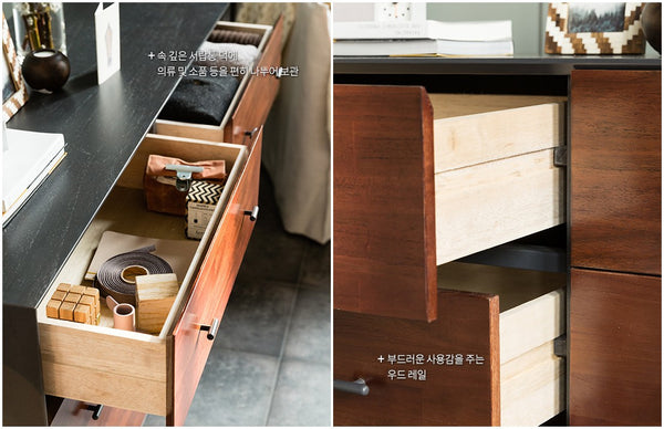 TYME 6 Drawers Cabinet (accept pre-order)