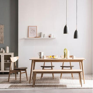 Edith Dining Table 1700 (accept pre-order)