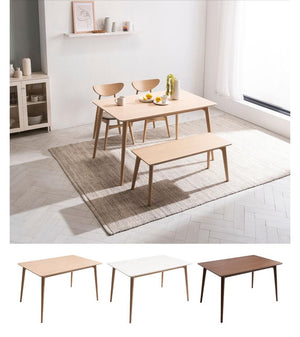 Edith Dining Table 1300 (accept pre-order)