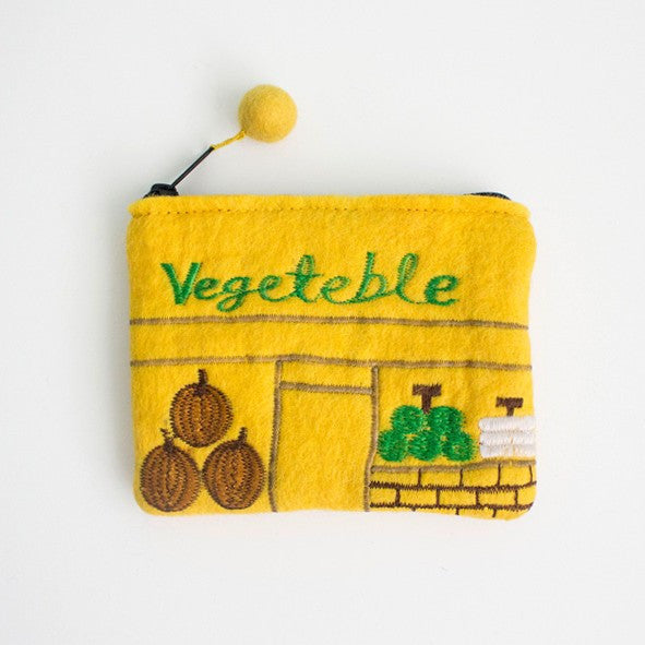 Vegetable Pouch