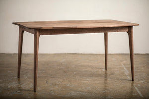 [30% off] Checker Dining Table Walnut