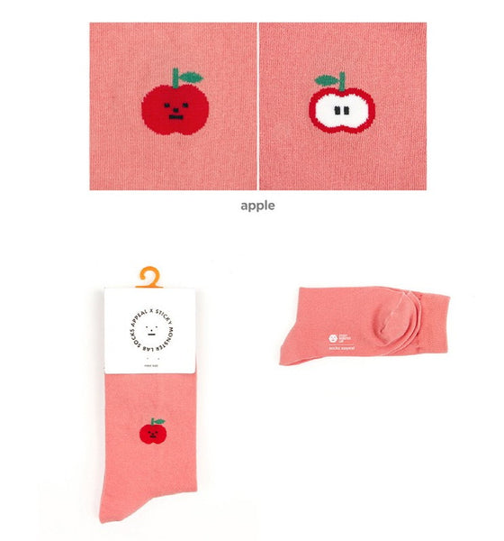 Socks - Apple