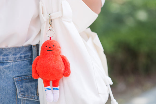 Sticky Monster Bag Charm