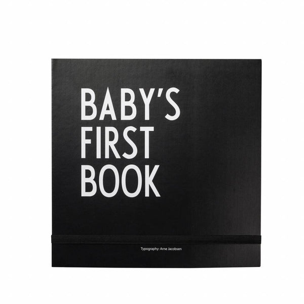 Baby's First Book - Black