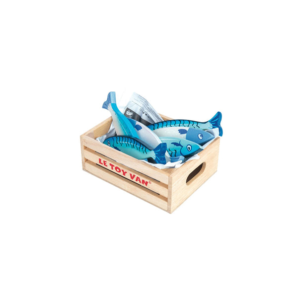 Fresh Fish Crate (accept pre-order)