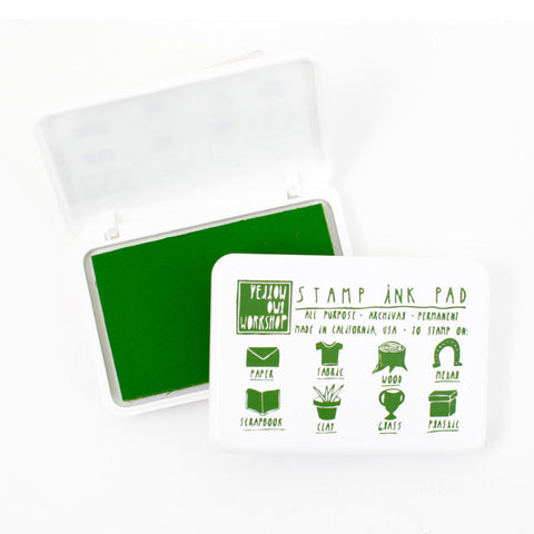 Green All Surface Ink Pad