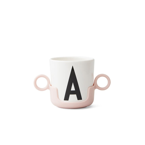 Handle for Melamine Cup - Pink
