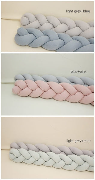 Knot Cushion Beige