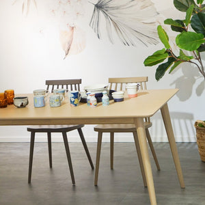 [Display Sale] Edith Dining Table 1700 Natural