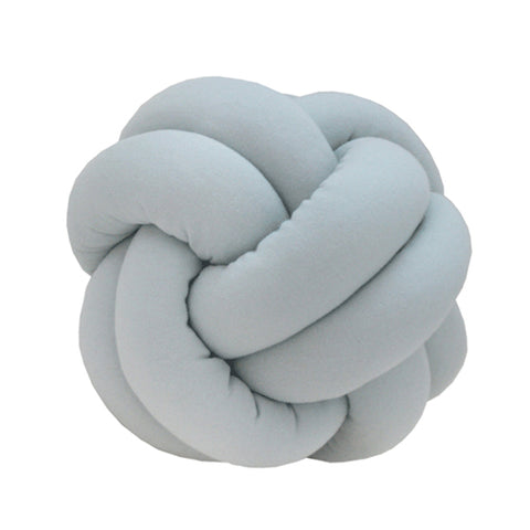 Knot Cushion Mint