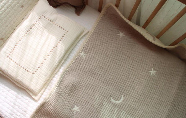 Moon Star Double-sided Blanket