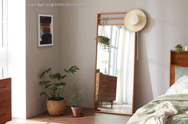 NEW RETRO Full Length Wide Mirror (accept pre-order)