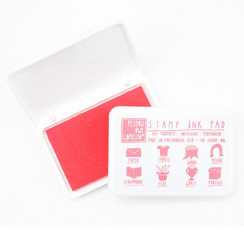 Pink All Surface Ink Pad