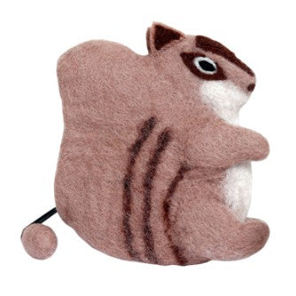Squirrel Purse