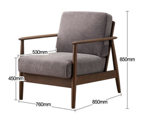 New Tom Sofa - [one-seater]