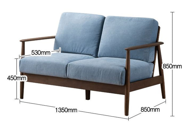 New Tom Sofa [two-seater]