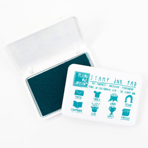 Turquoise All Surface Ink Pad