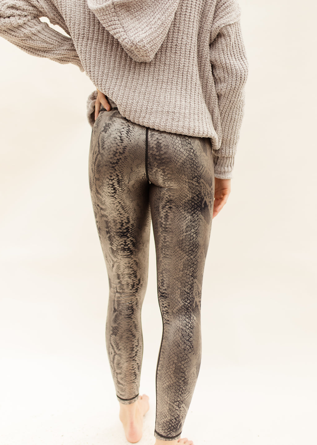 Copperhead Shimmer Leggings