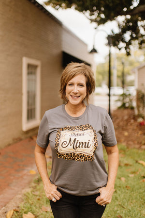 Blessed Mimi Graphic Tee
