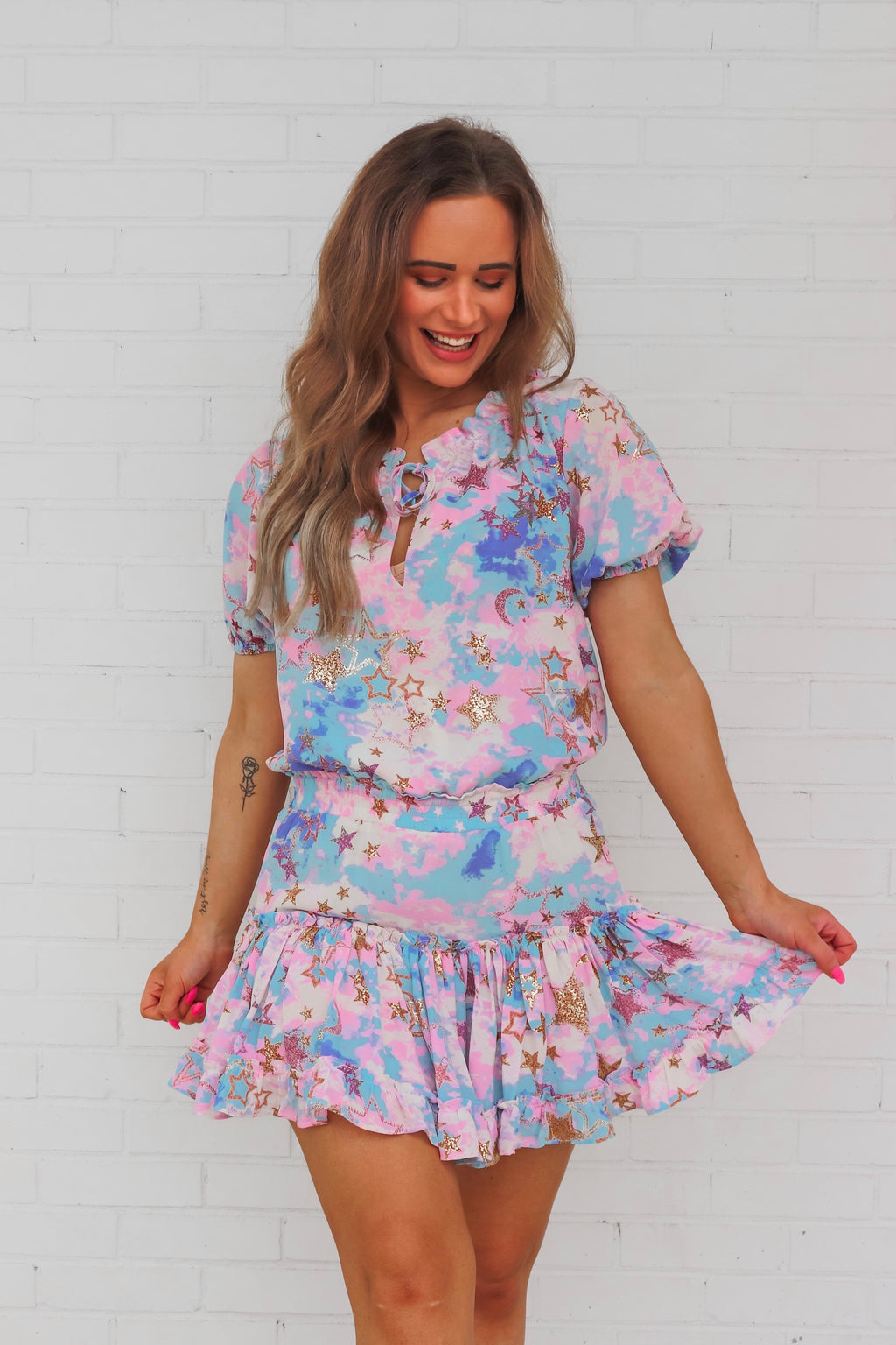 Raye Cloud 9 Dress