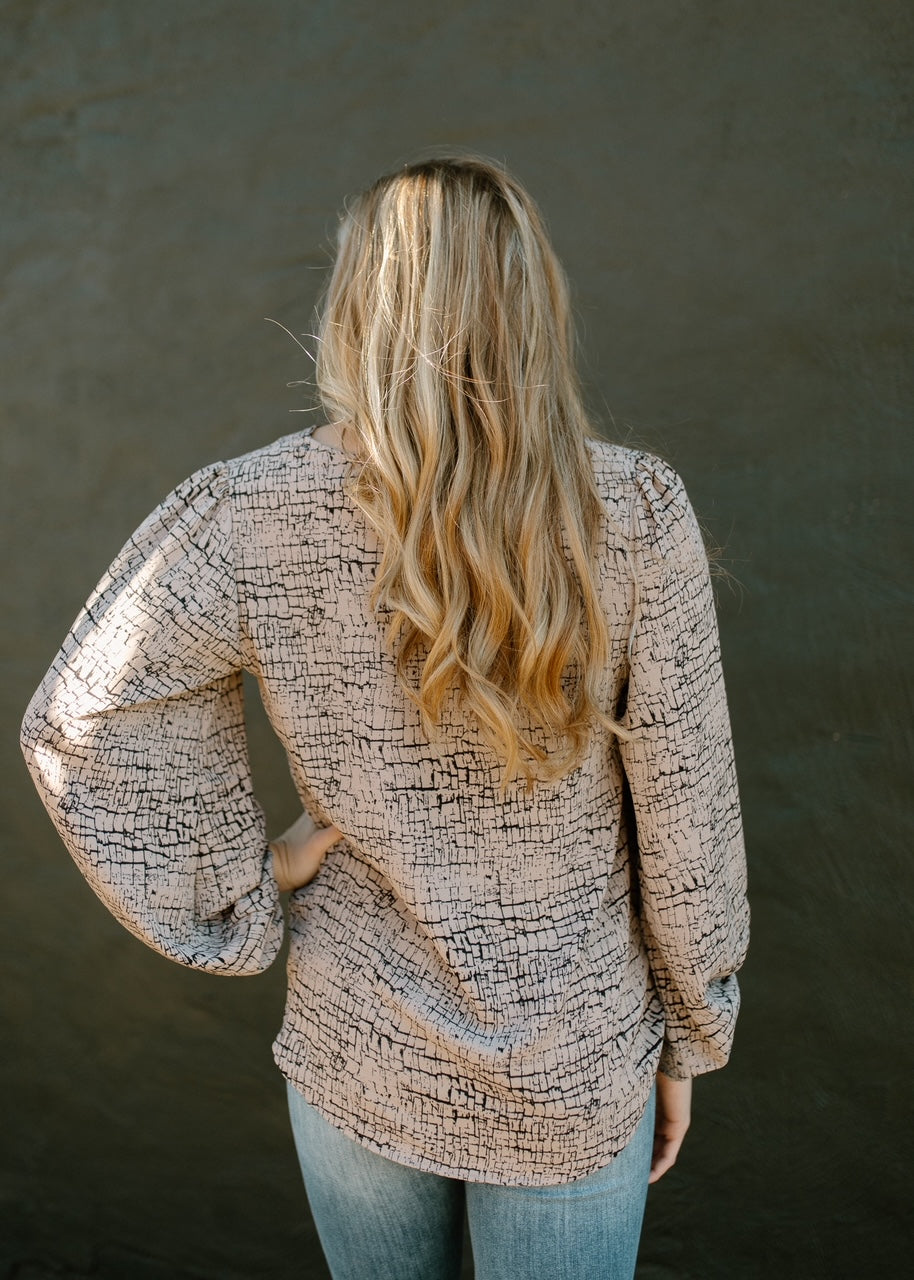 Crackle Pop Blouse