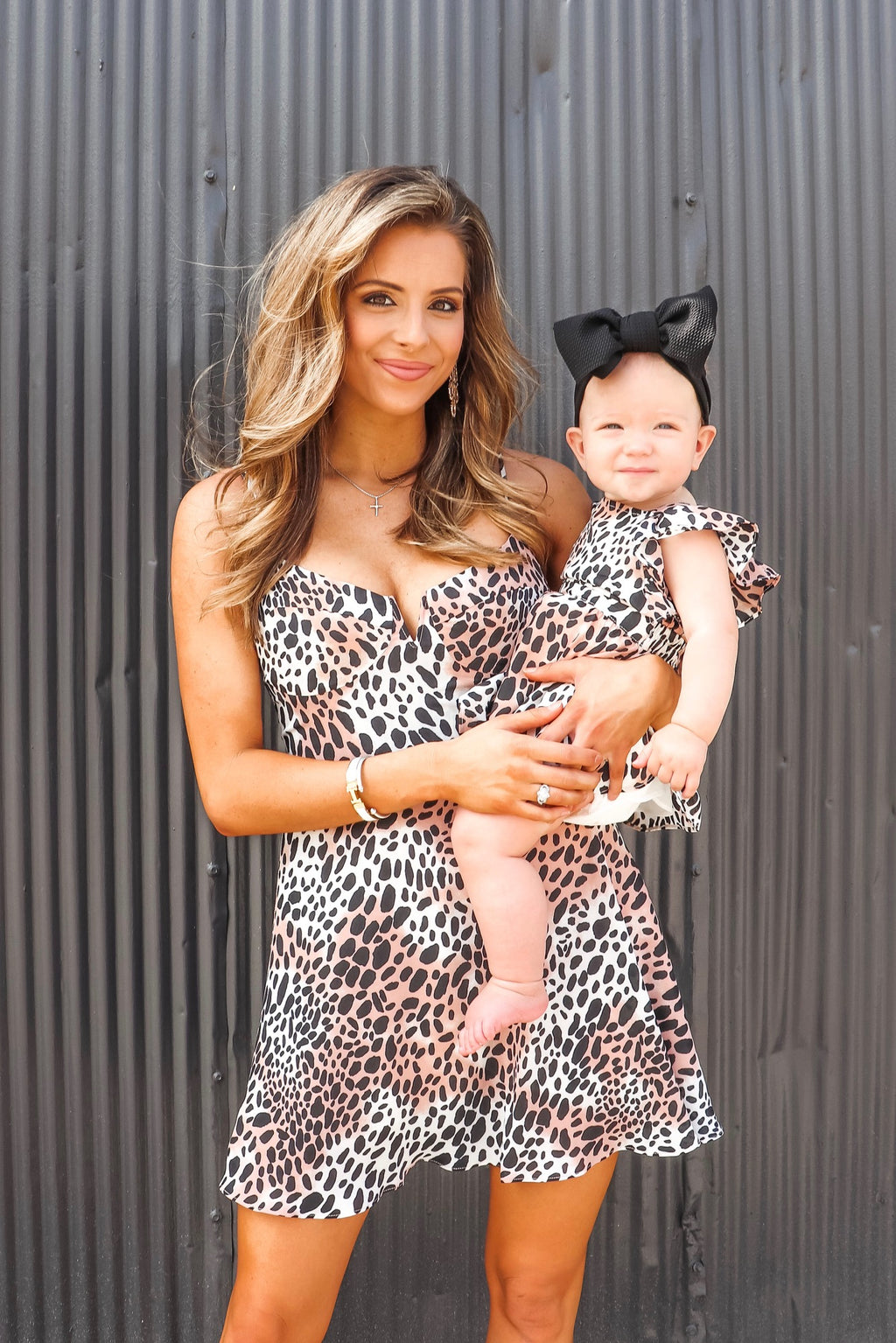 Shiloh Cheetah Dress