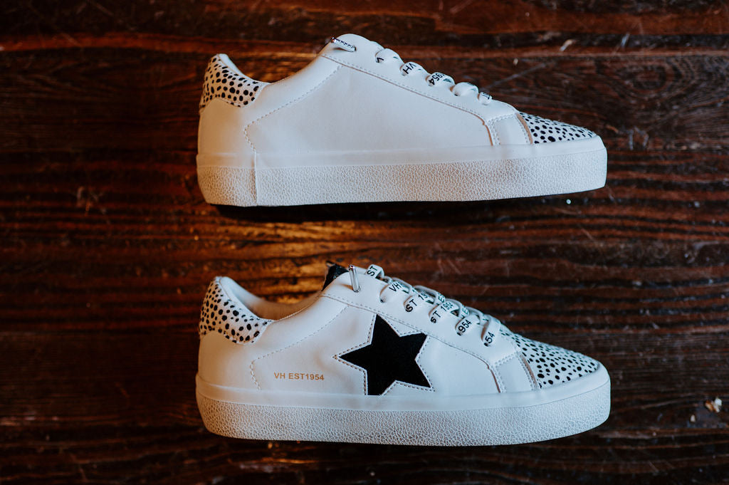 Forever Low Top Sneakers in Cheetah