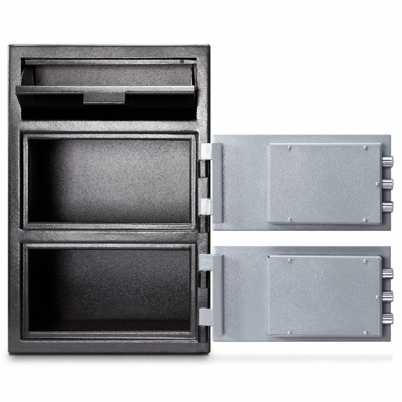 Mesa Safe - Double Door Depository Safe - MFL3020EE - Electronic Lock