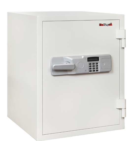 FireKing Home Safe FireKing Home Safe KF2115-2WHE - 1.5 Hour Fire & Water Resistant Safe KF2115-2WHE