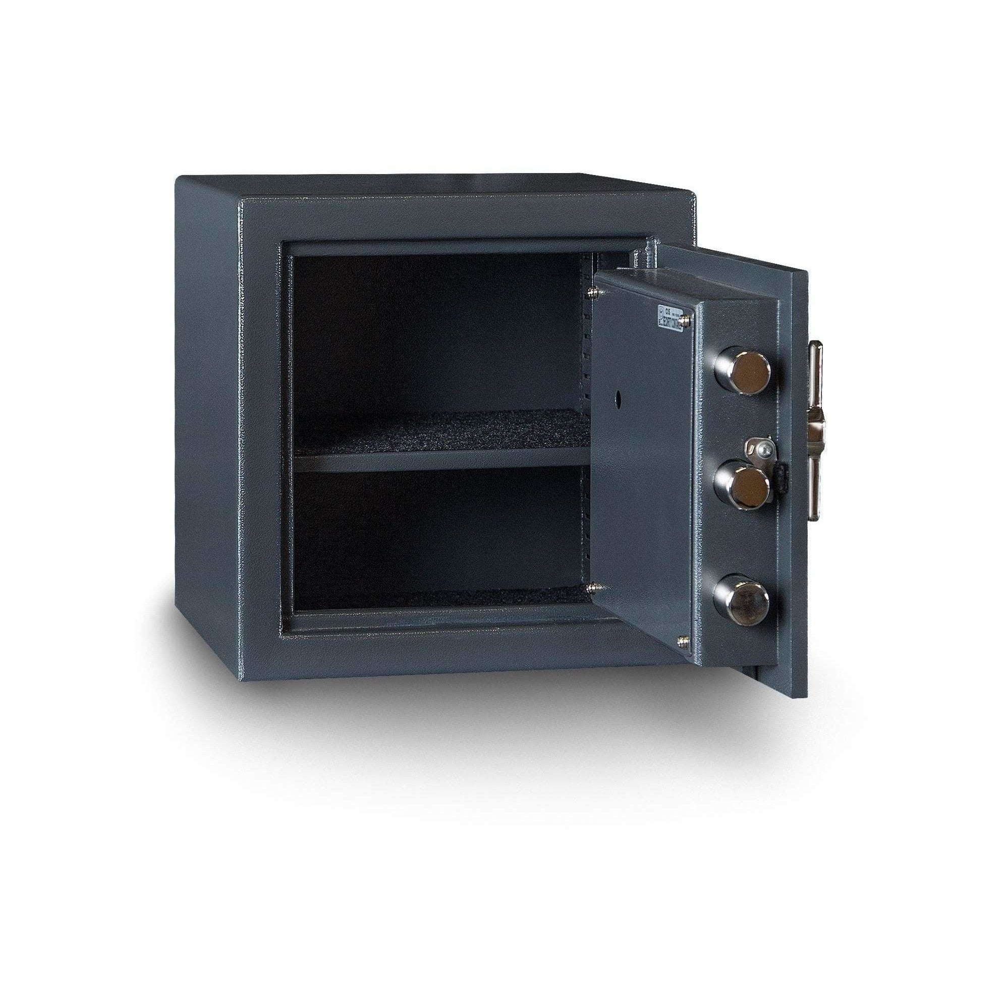 Hollon Safe Commercial Cash Safe Hollon Safe Solid Steel B-Rated Commercial Cash Safe B1414C B1414C