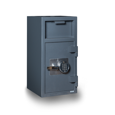 Hollon Safe Deposit Safe Hollon Safe Depository Safe FD-2714E, Heavy Duty B-Rated Drop Safe FD-2714E