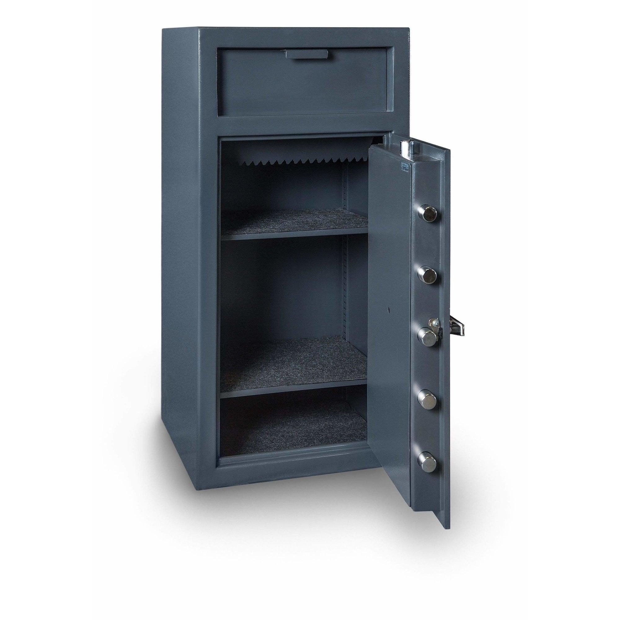 Hollon Safe Deposit Safe Hollon Safe Depository Safe FD-4020E, Heavy Duty B-Rated Drop Safe FD-4020E