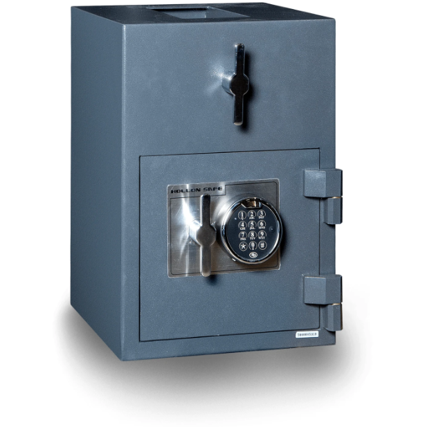 Hollon Safe Deposit Safe Hollon Safe RH-2014E Rotary Hopper Depository Safe, Money Safe, Electronic Lock RH-2014E