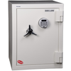 Hollon Safe FB-685E 2 Hr Fire Resistant Safe, Fire and Burglary Home Safe, Electronic Lock