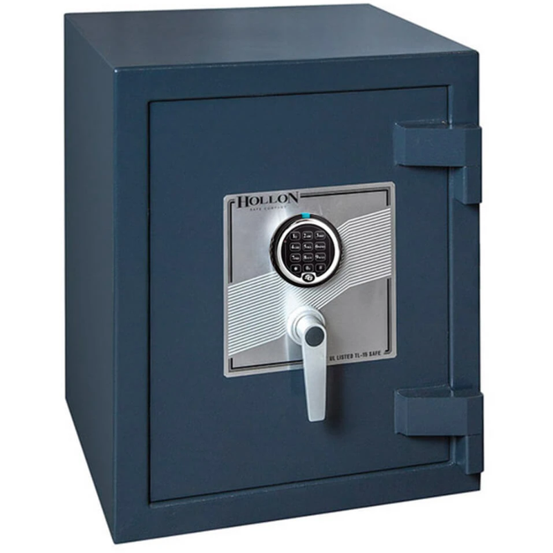 Hollon Safe TL-15 Burglary Home Safe PM-1814E, Fire Resistant, Electronic Lock