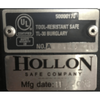 Hollon Safe Fire and Burglary Safe Hollon Safe TL-30 Burglary Safe MJ-1814C 2 Hour Fire Protection MJ-1814C