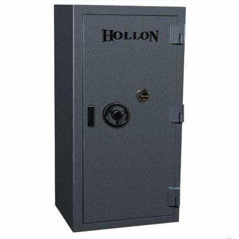 Hollon Safe Gun Safe Battleship Gray / Black Hollon Safe EMP-6333 Tactical Gun Vault, Gun Safe EMP-6333-1
