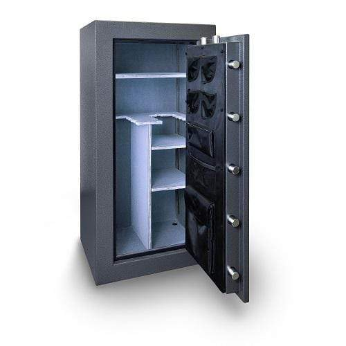Hollon Safe Gun Safe Hollon Safe Gun Safe - Black Hawk Gun Safe Series BHS-22E- 22 Gun Storage, 90 Min Fire Protection BHS-22E