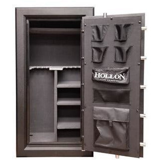Hollon Safe C-24 Gun Safe - Continental Series Gun Safe - 24 Gun Storage Safe