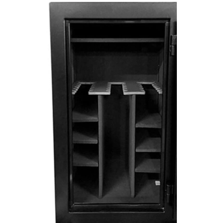 Hollon Safe Gun Safe Hollon Safe Gun Safe - Crescent Shield Gun Safe Series CS-36E - 36 Gun Capacity Storage CS-36