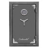 Hollon Safe C-8 Fire Resistant Continental Home Safe, Electronic Lock
