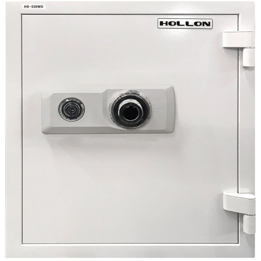 Hollon Safe Home Safe Hollon Safe HS-530WD, 2 Hr Fireproof Home Safe, Dial Lock Safe HS-530WD