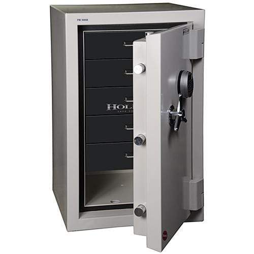 Hollon Safe Jewelry Safe Hollon Safe 2 Hour Fire Protection Jewelry Safe 845E-JD with 5 Drawers 845E-JD