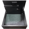 Hollon Safe Pistol Safe Hollon Safe Pistol Box, Gun Box PB-BIO-2 PB-BIO-2