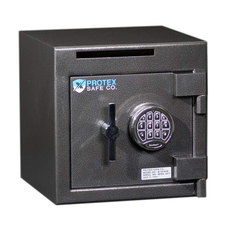 Protex Safes Deposit Safe Protex Depository Safe - B-1414SE - B-Rated Drop Safe B-1414SE