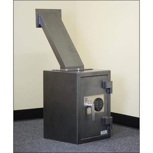 Protex Safes Deposit Safe Protex Depository Safe - FD-2014 LS II - B-Rated Through The Wall Drop Safe FD-2014LS II