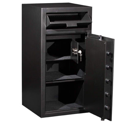 Protex Safes Deposit Safe Protex Depository Safe - FD-4020K II - B-Rated Drop Safe with SecuRam High-security Electronic Lock FD-4020K II